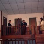 Historia de una escalera. Año 2003